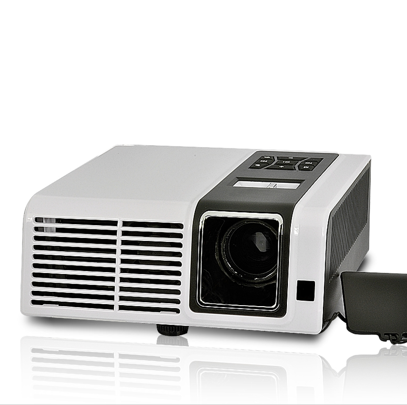 Portable DLP Projector (Remote, 800 x 600, 2000: 1)
