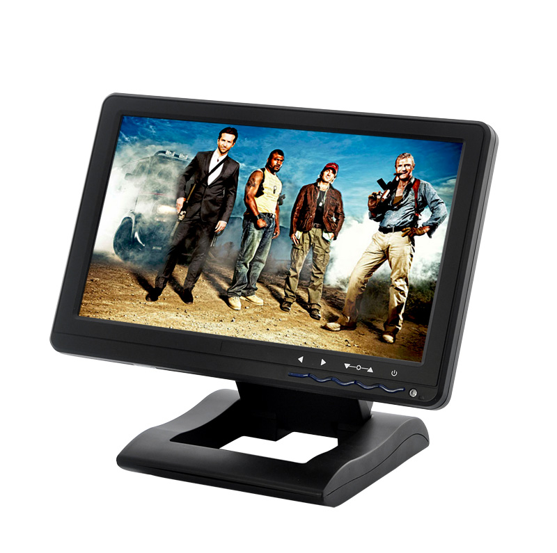 Wholesale 10.1 Inch TFT Touchscreen USB Monitor (1024 x 600, Built-in Speakers)