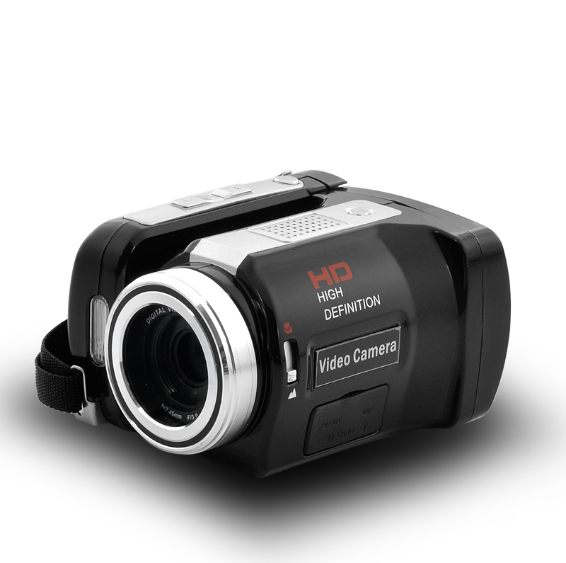 Wholesale Handheld Digital Camcorder with Telescope Zoom Lens (1280x720, 5MP CMOS)