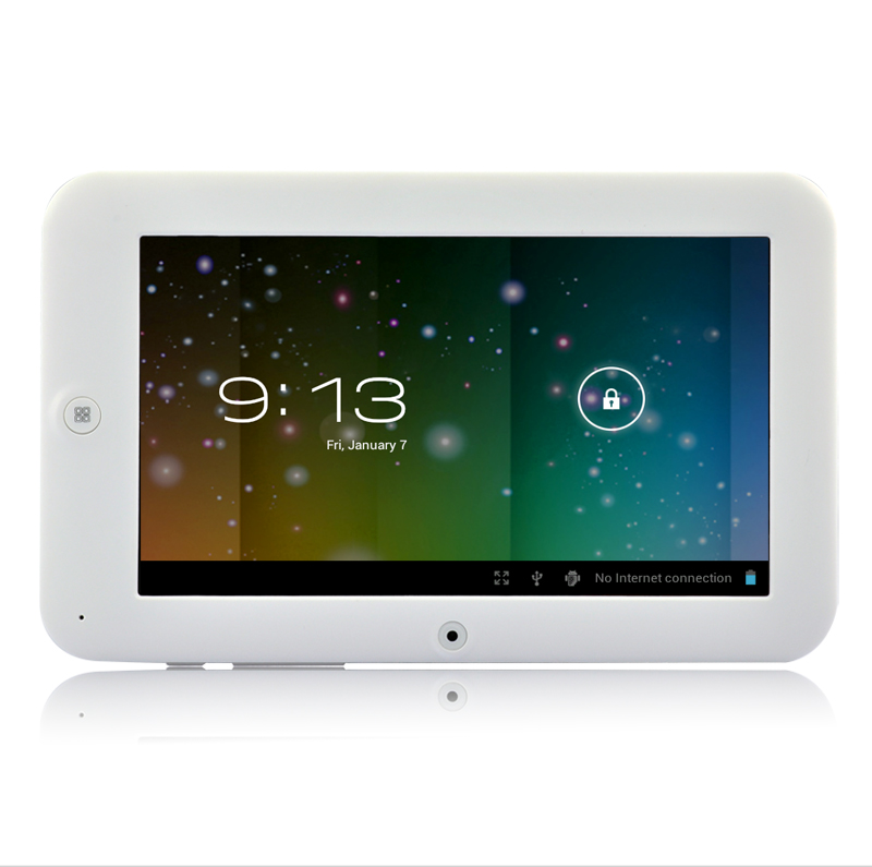 Wholesale White Chocolate - Android 4.0 Tablet PC - White (7 Inch, 1.0 GHz, 512MB DDR3)