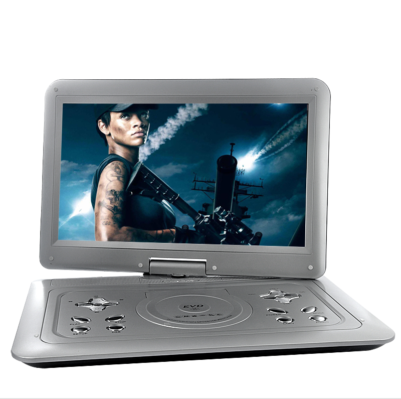 15 Inch HD Screen DVD Player with Copy Function (1024x860, FM, Remote)