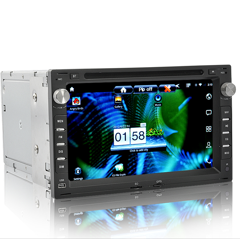 Road Cylon - 2 DIN Android 2.3 Car DVD Player for Volkswagen