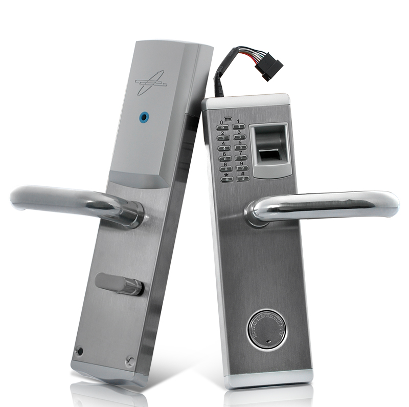 Wholesale Aegis - Heavy Duty Biometric Fingerprint and Deadbolt Door Lock - Right