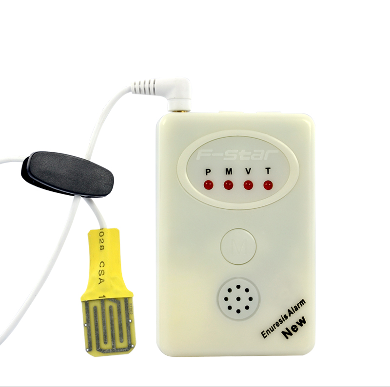 Bedwetting Alarm - Nocturnal Enuresis Alarm with 3.5mm Wet Sensor and Wet Diaper Detection