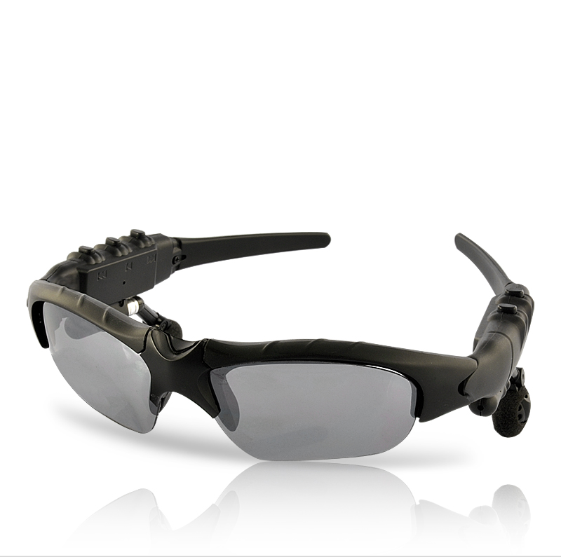MP3 Player Sunglasses with Bluetooth - 4GB