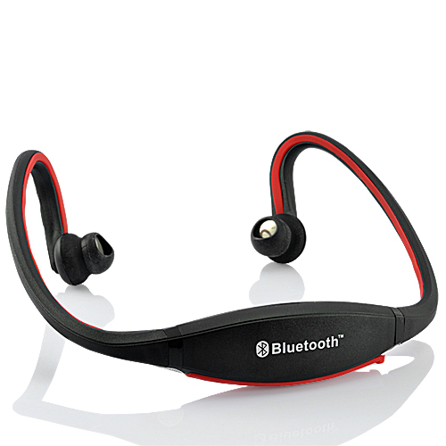 Wholesale Flexible Bluetooth Headset for Mobile Phone and Computer
