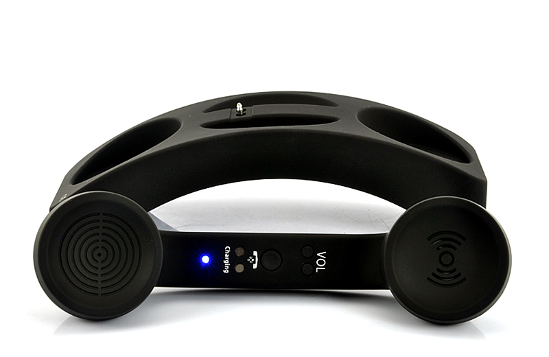 Wireless Desk Phone With Bluetooth Handset And Charging
