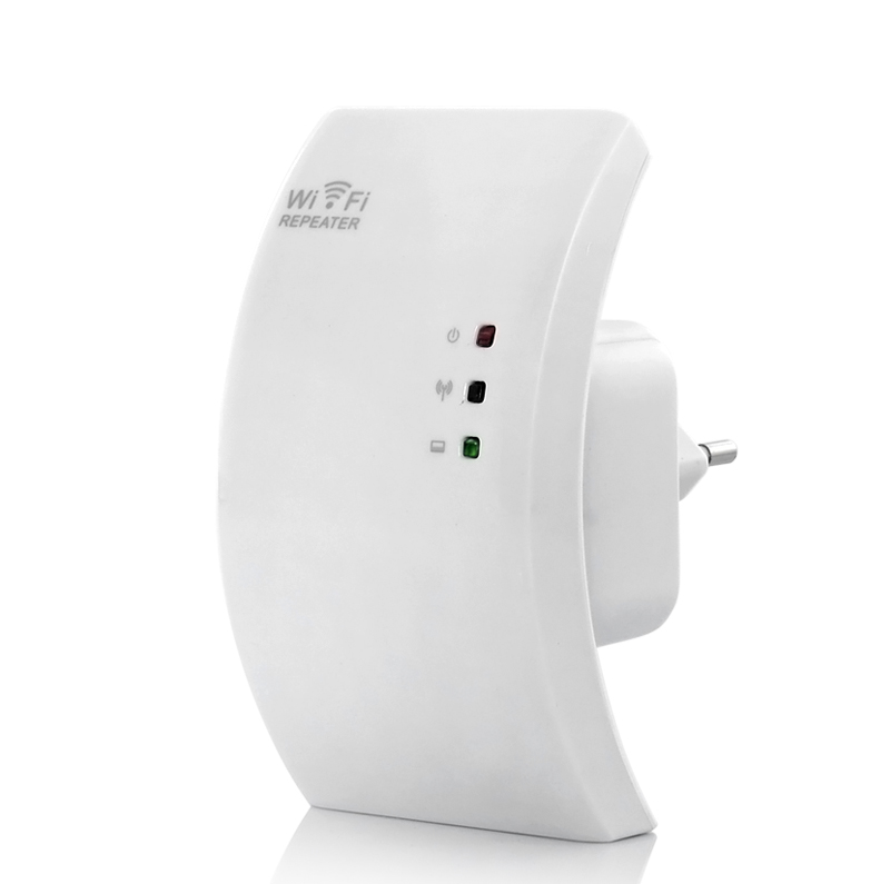 Wholesale Wireless Signal Repeater + WiFi Access Point (Wall Powered, WEP/WPA Encryption)