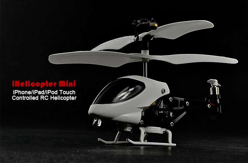 iHelicopter Mini - RC Helicopter for Apple iPhone/iPad/iPod Touch