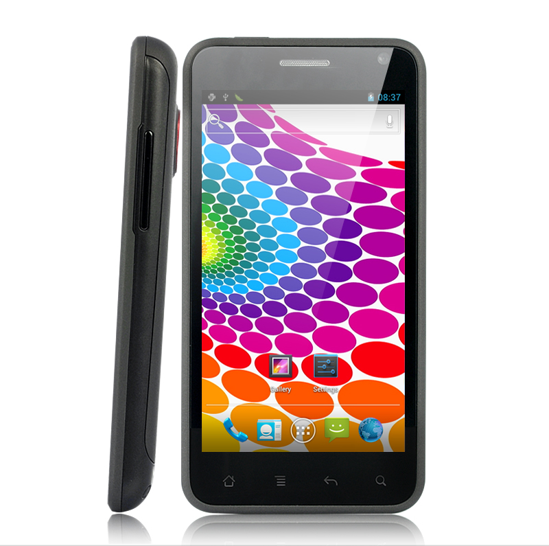 Velox - 3G Android 4.0 Smart Phone with 4.3 Inch HD Touchscreen and 1GHz CPU
