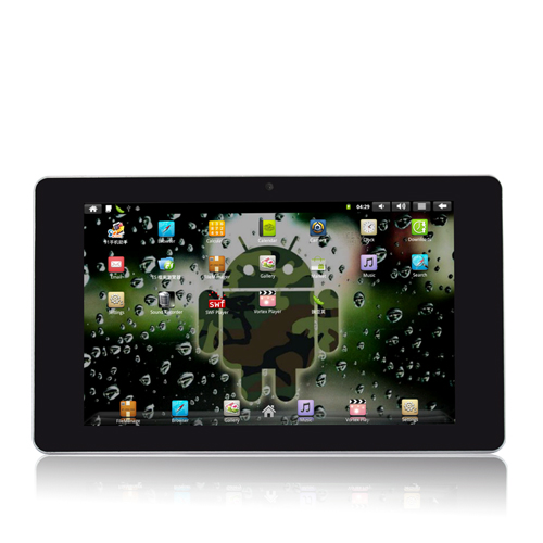 WonderTab - 8 Inch HD Capacitive Android Tablet PC: 1.0 GHz CPU, 512MB RAM, 4GB, HDMI