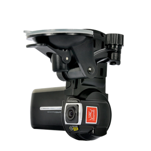 Detachable 1080P HD Car DVR + Handheld Camcorder (1/2