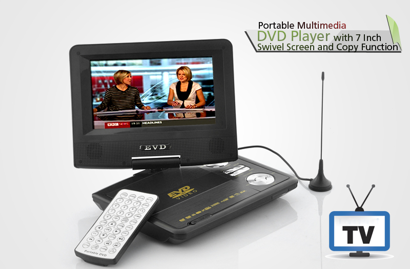 how to connect dvd player to analog tv