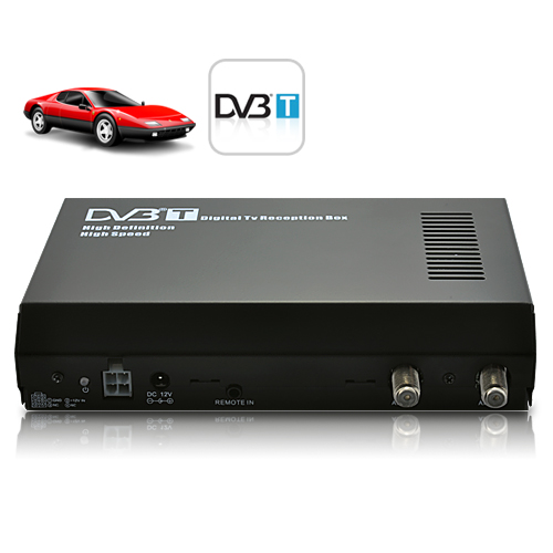 Car HD DVB-T Digital TV Receiver (HDMI, 1920*1080, MPEG 2/4)