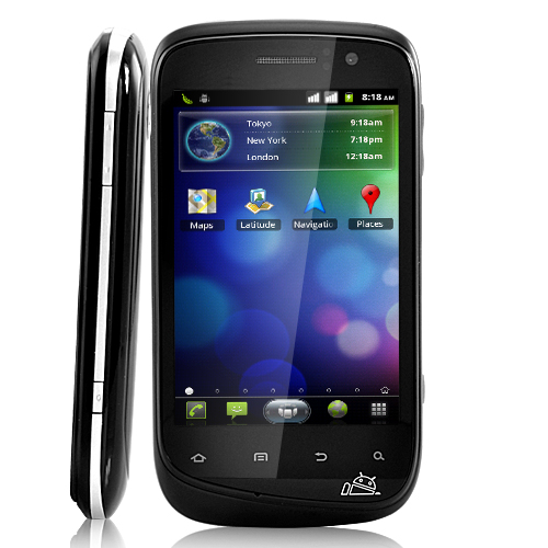 Wholesale Soma - 3G Android 2.3 Unlocked Smartphone w/ 3.5 Inch Capacitive Touchscreen