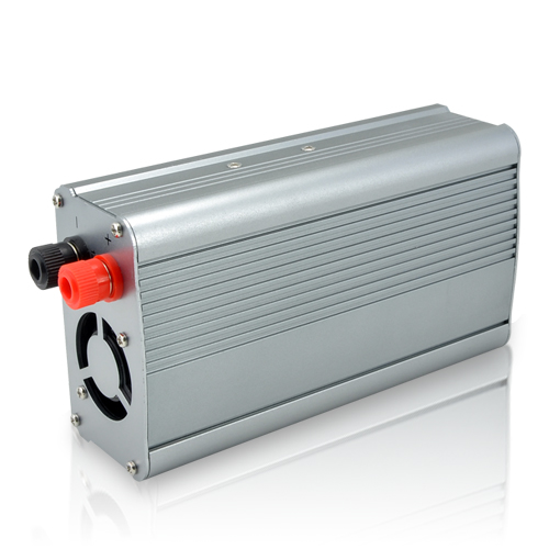 Portable 600W RMS DC to AC Inverter - Safe and Convenient