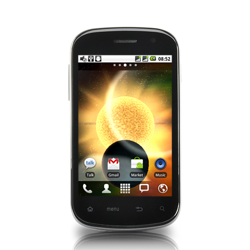 Impulse XT - 3.5 Inch Touch Screen Android 2.2 Phone with Bluetooth & Dual Sim