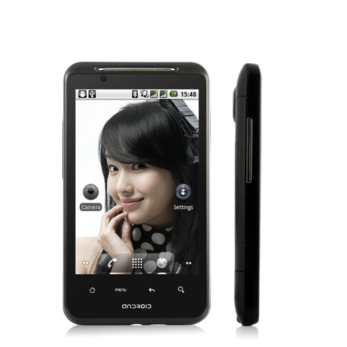 Ouro - 4.0 Inch Multi-Touch Android 2.2 Smartphone (Unlocked, Dual SIM)