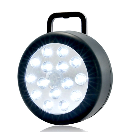 Portable White LED Light (PIR Motion Detection, 15 LEDs) [TFR-LT41-2GEN]- US$5.42 - PlusBuyer.com
