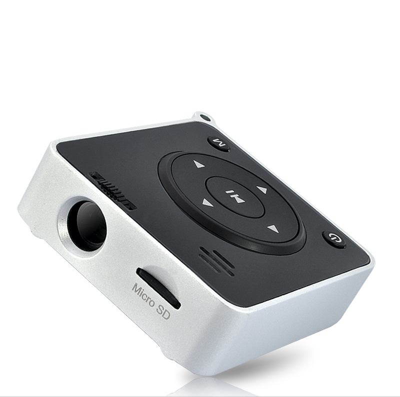 Mini Projector with MP4 Player (10 Lumens, 200: 1)