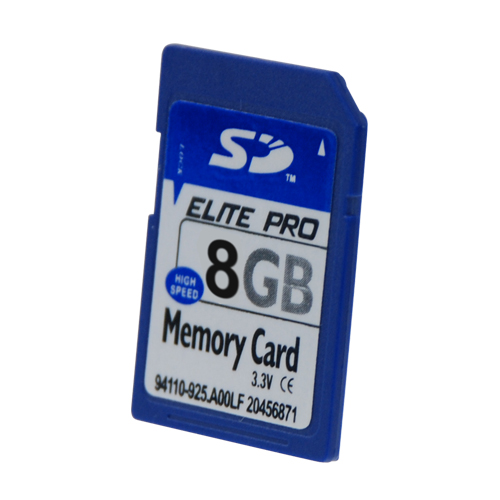 Wholesale 8GB SD Memory Card