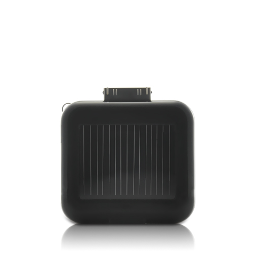 1350 mAh Solar Battery Charger for iPhone, iPod, USB Devices