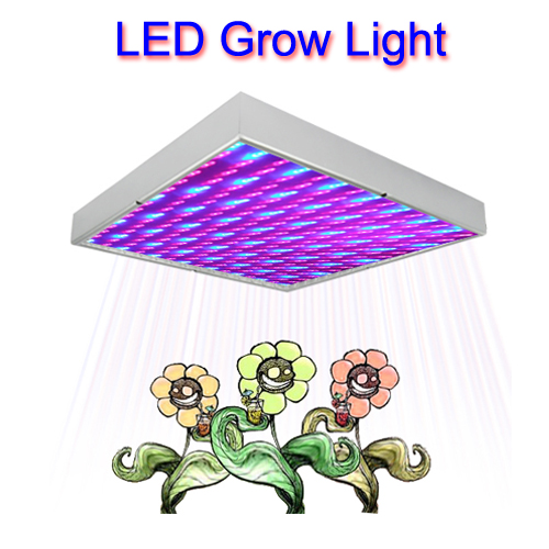 Wholesale Plant Growth LED Light (Red and Blue, 225 LEDs)