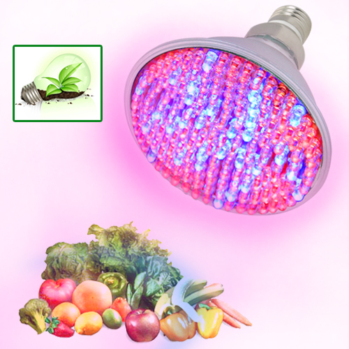 Wholesale Indoor Plant Growth LED Light (Red and Blue, 400-450 Lumens)