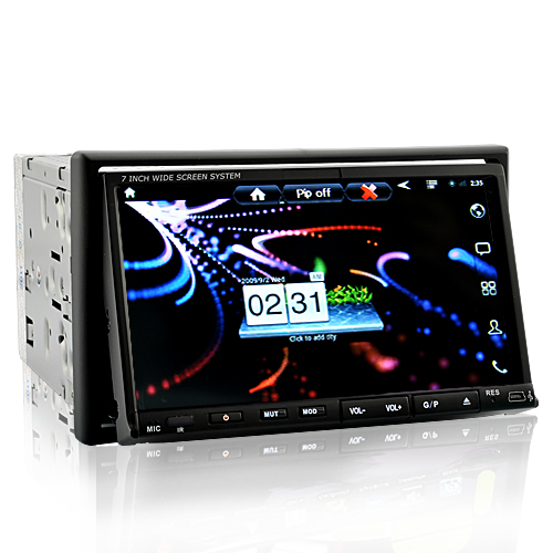 Knight Rider - Android 2.3 Car DVD Player (7