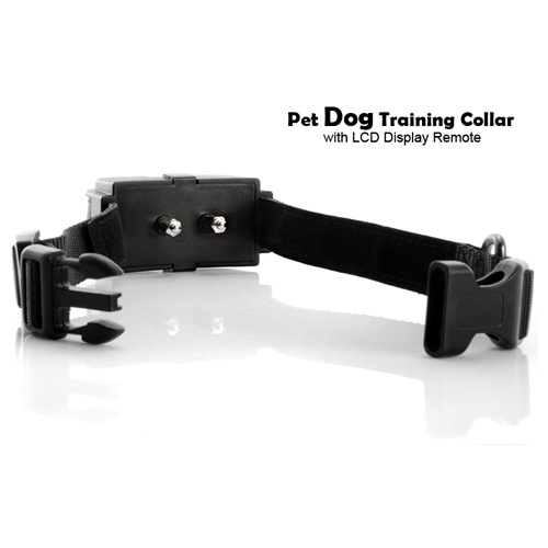 Dog Shock and Vibration Collar with Remote Control [TJC-G340