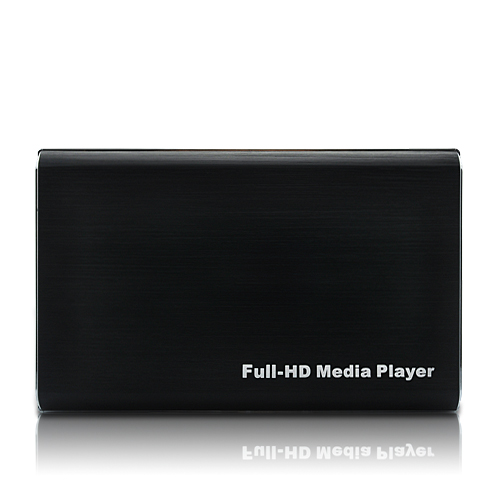 1080P HD Media Player (HDMI/AV Out, Remote Control)