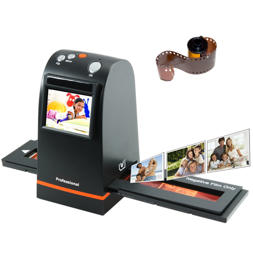 Wholesale High Resolution 35mm Film Scanner (9 MP, 3696 x 2464)