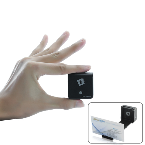 Wholesale Mini Business Card CMOS Scanner (Fold Out Design, 2 MP)