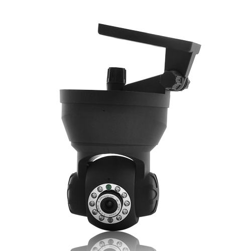 Wholesale 1/4 inch CMOS IP Camera (IR Filter, WEP Encryption, Motion Detection)