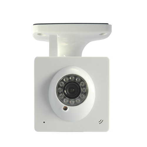 IP Surveillance Camera with Micro SD Card Recording (Night Vision, H.264)
