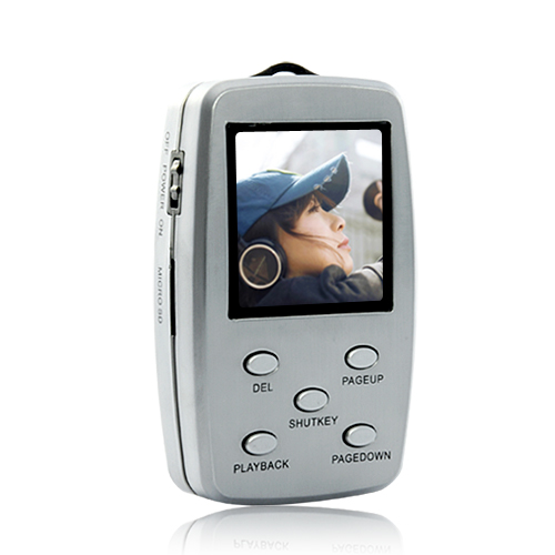 Wholesale Ultra Compact Mini Camcorder (640x480 @ 30 FPS, Viewing Screen)