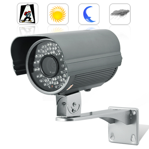 Motion Detection Security Camera with 1/3