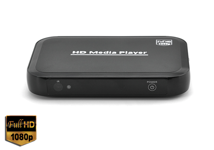Media Vantage - 1080P HD Media Player (Blu-ray, Boxchip F10 CPU)