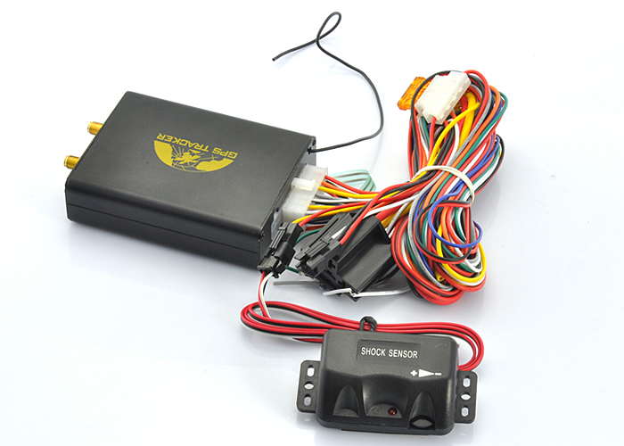 Real-Time Vehicle GPS Tracker + Alarm System (Quadband, Microphone, Geo-fence)