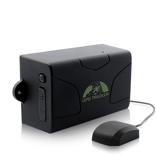 Real-Time Automobile GPS Tracker (6000mAh, Weatherproof, Magnet Base)