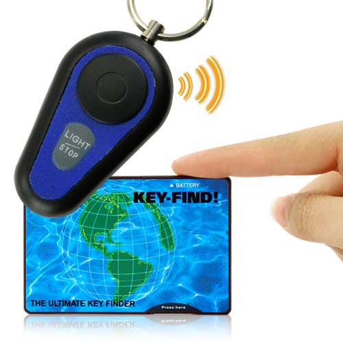 Wholesale Key Finder with Transmitter and Receiver - 25 Meters