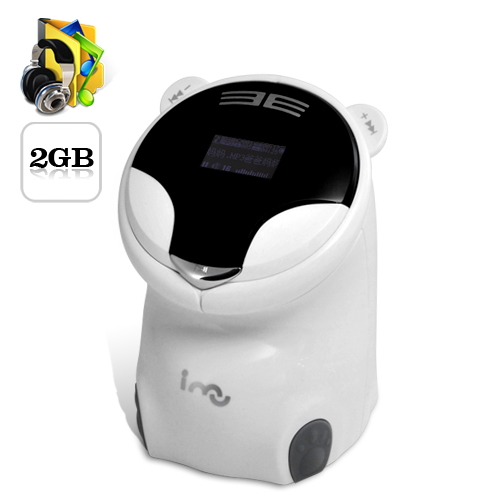 iTiger Resonance Speaker with 2GB MP3 Player