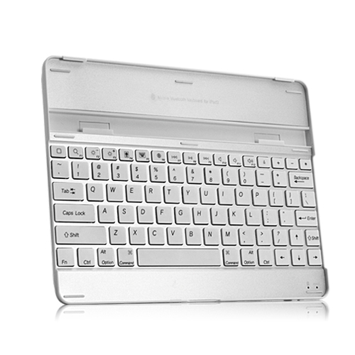 Ultra-thin iPad Case with Bluetooth Keyboard