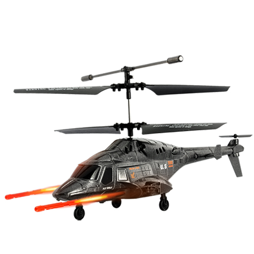 Wholesale Apache iHelicopter - RC Helicopter with iPhone/iPad/iPod/Android Phone Controlled (Night Camouflage)