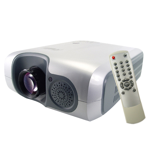 Multimedia LCD Projector (5 Inch LCD Panel, 800x600)