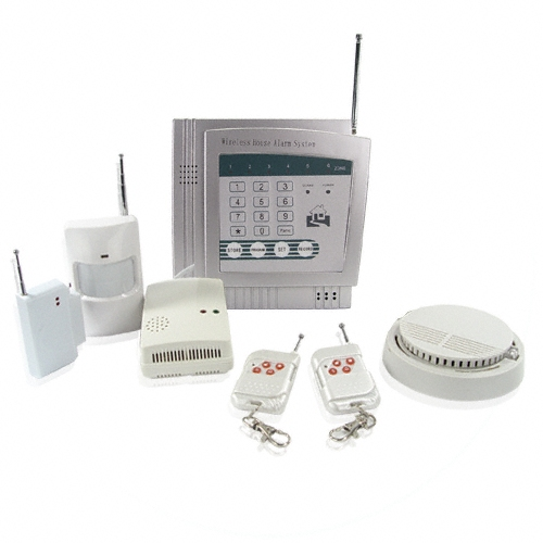 Wholesale Wireless Alarm System for Garage, Back Door, Bedroom, Office