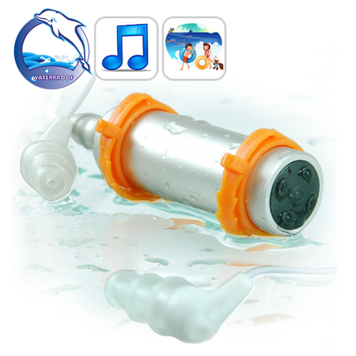 Wholesale Sports IPX7 Waterproof MP3 Player