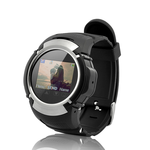 Wholesale Cheetah - Sports Watch + Cell Phone (MP4 Player, Bluetooth)