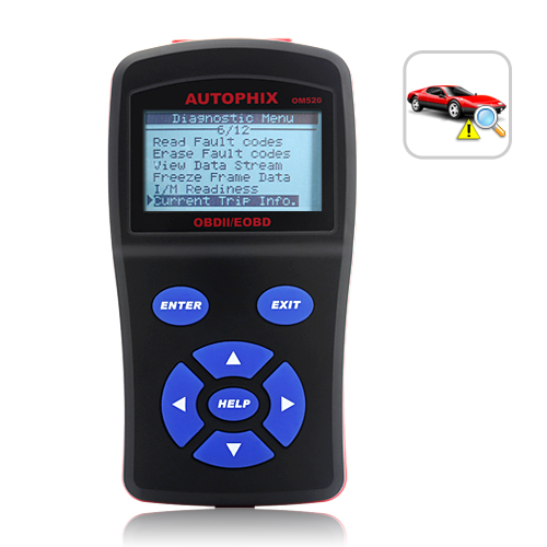 Wholesale OBD-II Car Code Reader - ODB-II Protocols: CAN, PWM, VPW, KPW, ISO9141