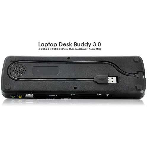 USB 3.0 Graphic Docking Station for Laptops and PCs